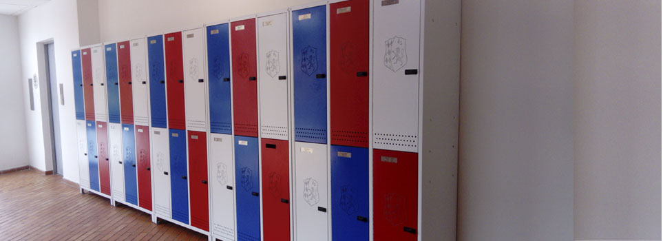 Fabricamos lockers presonalizados